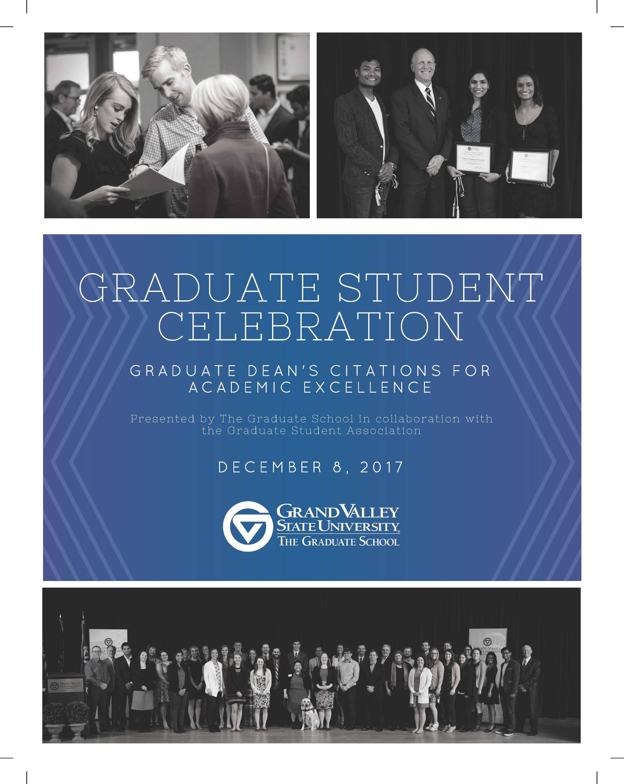 Fall 2017 Awards Program